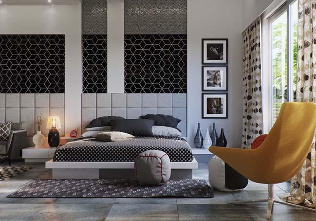 Gợi ý 30 mẫu thiết kế phòng ngủ đẹp bạn không nên bỏ qua