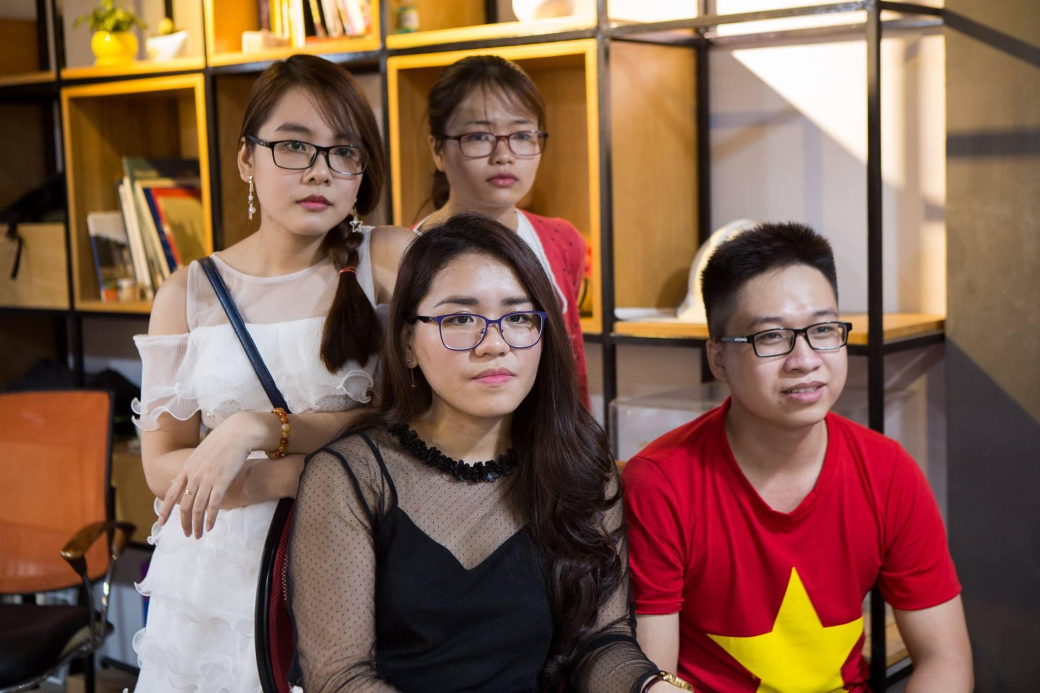 Hòa chung nhịp đập trái tim cùng hướng về đội tuyển U23 Việt Nam