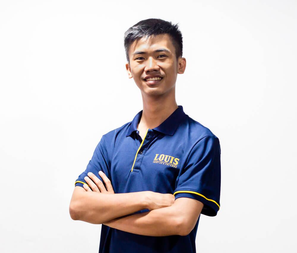 Kỹ sư M&E công ty LOUIS- Huỳnh Văn Thịnh