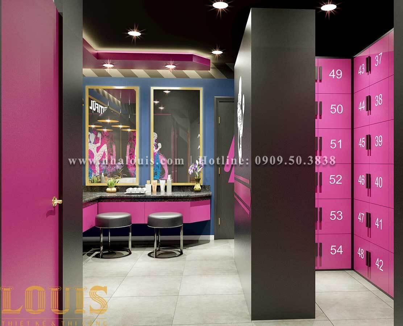 Thiết kế phòng gym hiện đại với quy mô khủng tại Quận 9 - 15
