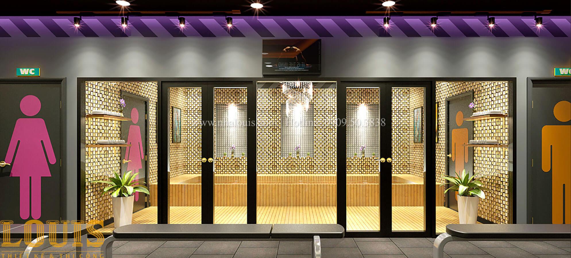 Phòng tập Thiết kế phòng tập gym hiện đại với quy mô khủng tại Quận 9 - 22