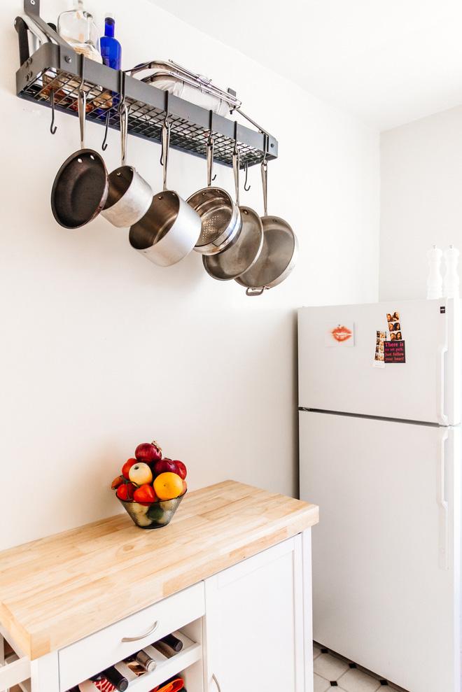 6 mẹo giúp phòng bếp nhỏ đẹp và tiện dụng bạn không nên bỏ qua