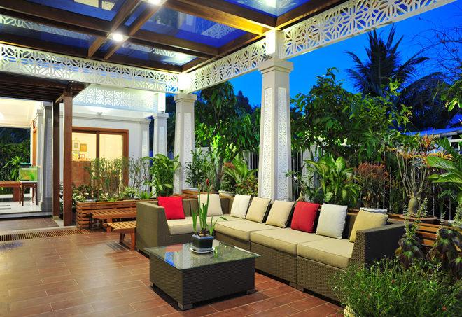 Biệt thự vườn siêu đẹp đậm hồn quê Nam Bộ tại Trà Vinh