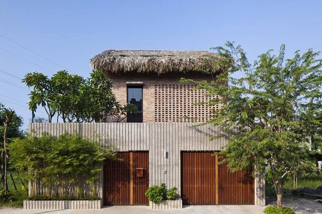 Mang gió vào căn biệt thự phong cách nhiệt đới