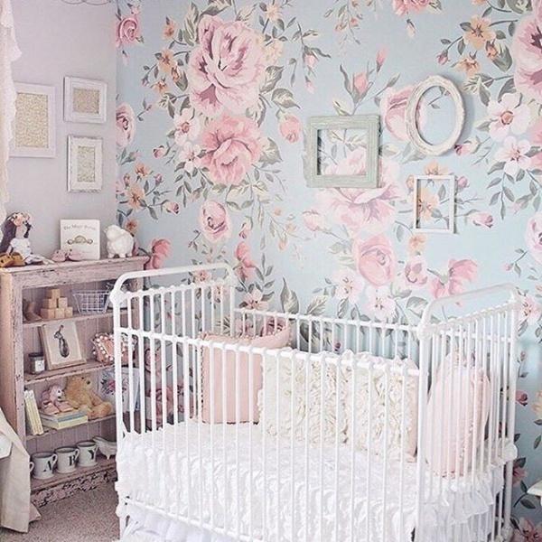 Ý tưởng trang trí phòng ngủ bé ngọt ngào bạn nên thử