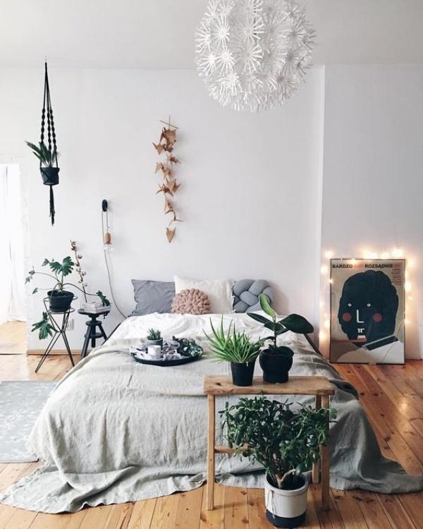 Bí quyết deco phòng ngủ lãng mạn như resort từ đèn LED