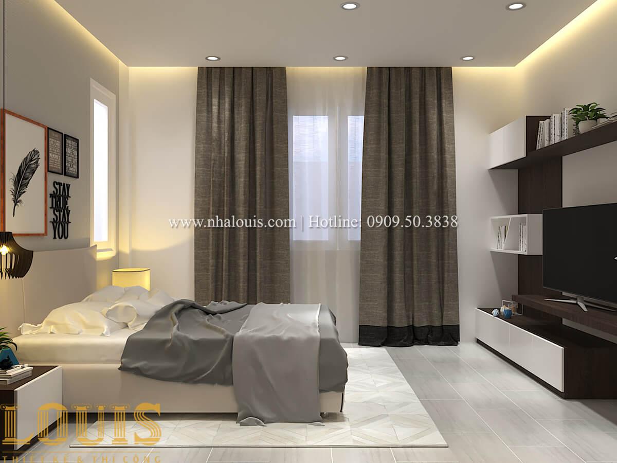 Phòng ngủ Biệt thự 1 trệt 1 lầu phong cách hiện đại 20