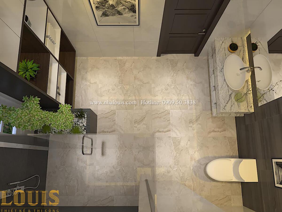 Phòng tắm & WC Biệt thự 1 trệt 1 lầu phong cách hiện đại 42