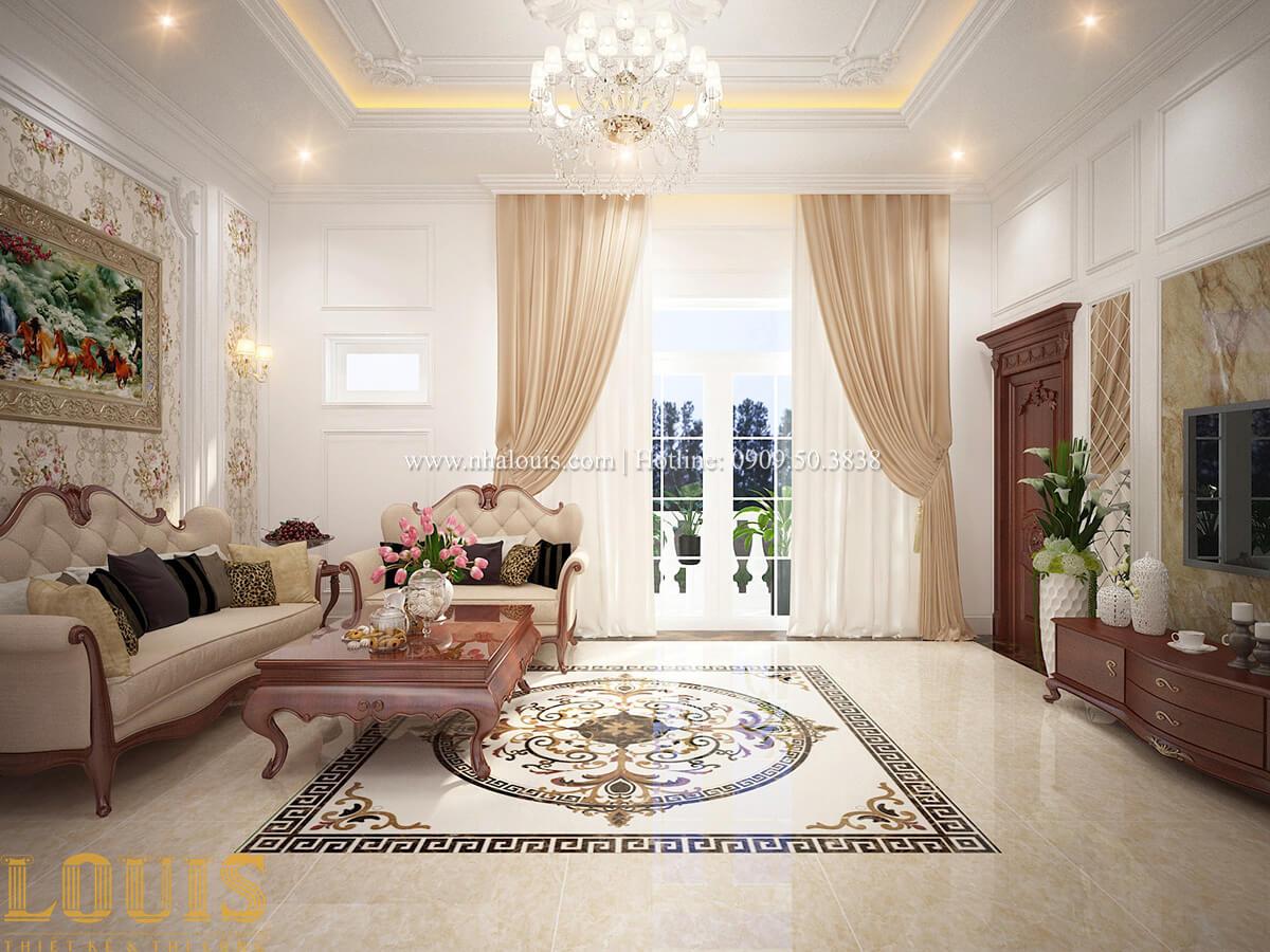 Phòng giải trí Biệt thự 2 tầng cổ điển lộng lẫy và sang trọng tại Hóc Môn - 25
