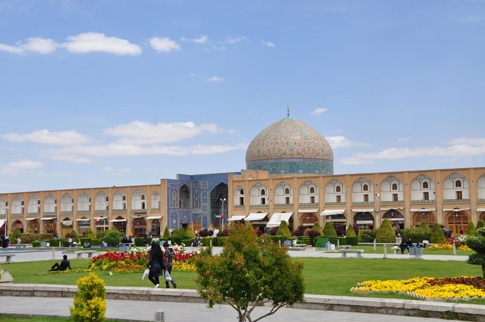 Chiêm ngưỡng Naghsh-e Jahan - Quảng Trường lớn thứ 2 thế giới - 01