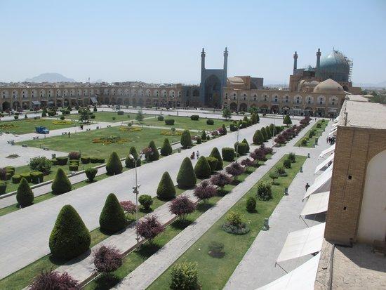 Chiêm ngưỡng Naghsh-e Jahan - Quảng Trường lớn thứ 2 thế giới - 02
