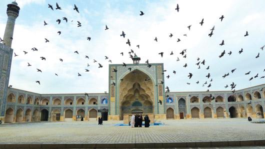 Chiêm ngưỡng Naghsh-e Jahan - Quảng Trường lớn thứ 2 thế giới - 03