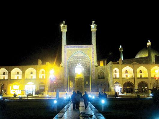 Chiêm ngưỡng Naghsh-e Jahan - Quảng Trường lớn thứ 2 thế giới - 04
