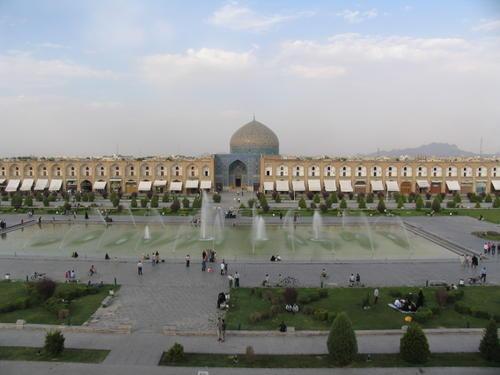 Chiêm ngưỡng Naghsh-e Jahan - Quảng Trường lớn thứ 2 thế giới - 07