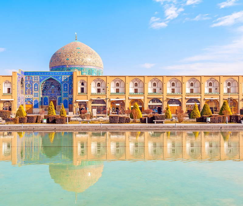 Chiêm ngưỡng Naghsh-e Jahan - Quảng Trường lớn thứ 2 thế giới