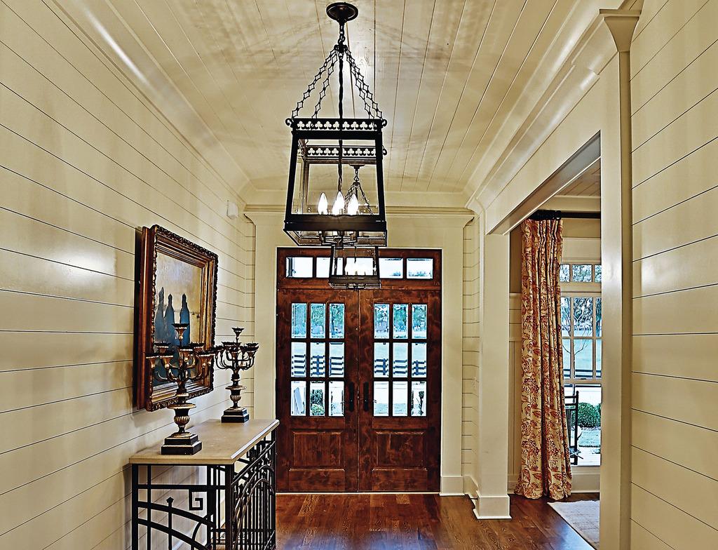 Mẫu nhà gỗ 2 tầng phong cách hiện đại đẹp say lòng người