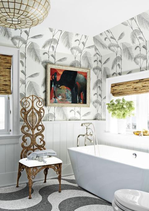 Mẹo thiết kế không gian phòng tắm đẹp chuẩn Spa 5 sao