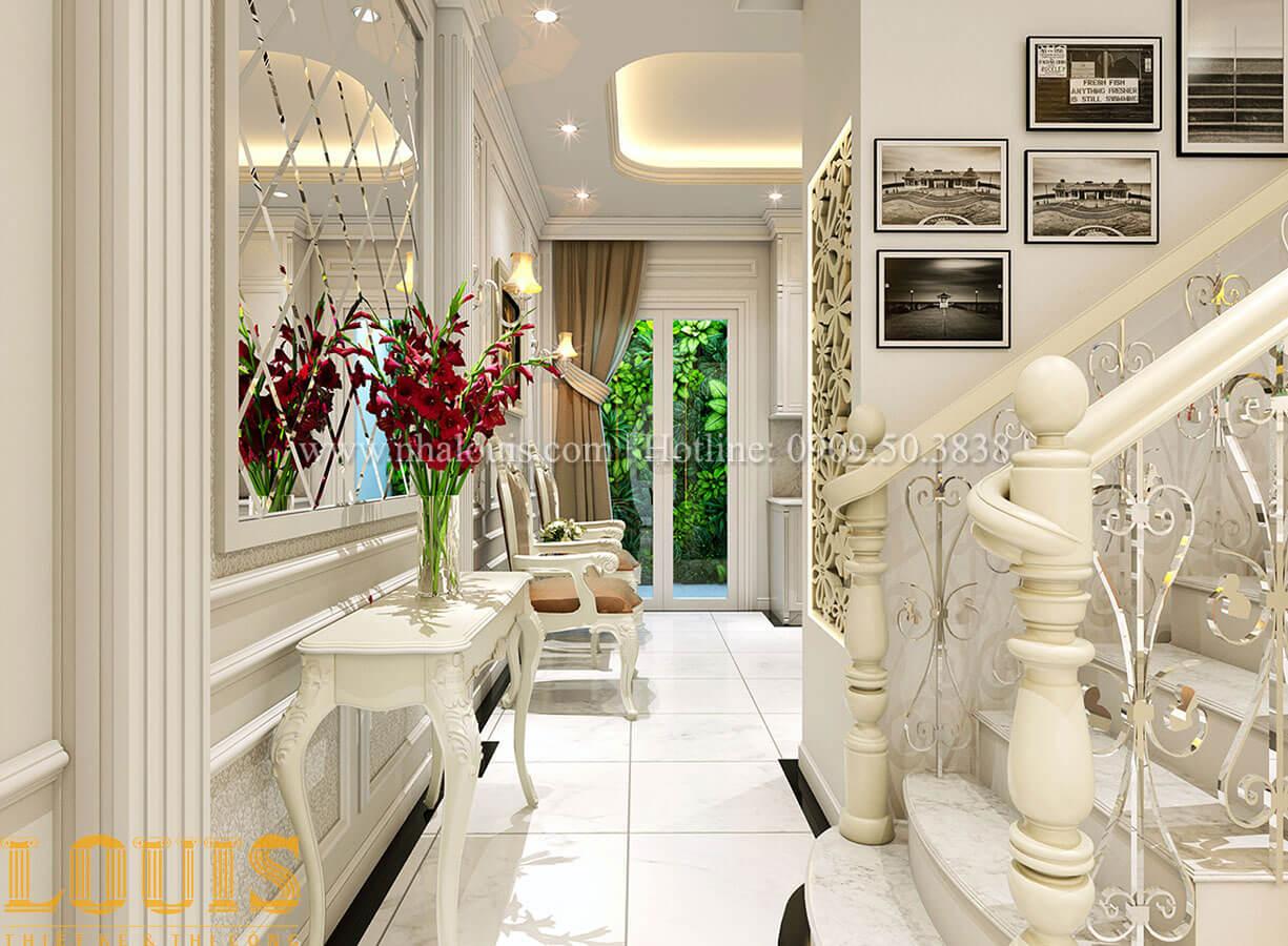 Góc thư giãn Nhà 4x15 phong cách tân cổ điển 4 tầng đẹp sang chảnh tại Gò Vấp - 15