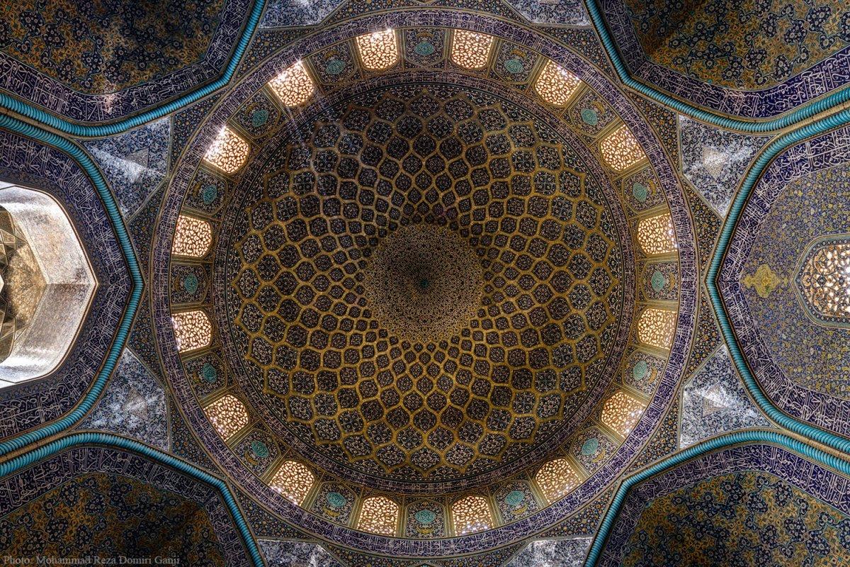 Sheikh Lutfollah - Siêu thánh đường Hồi Giáo tại Iran - 02