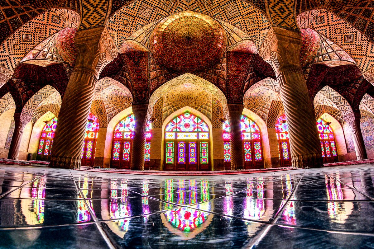Sheikh Lutfollah - Siêu thánh đường Hồi Giáo tại Iran - 04