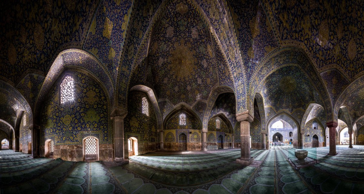 Sheikh Lutfollah - Siêu thánh đường Hồi Giáo tại Iran - 06