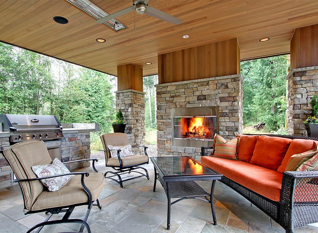 Sức hút khó cưỡng của căn nhà gỗ hiện đại nằm giữa rừng xanh
