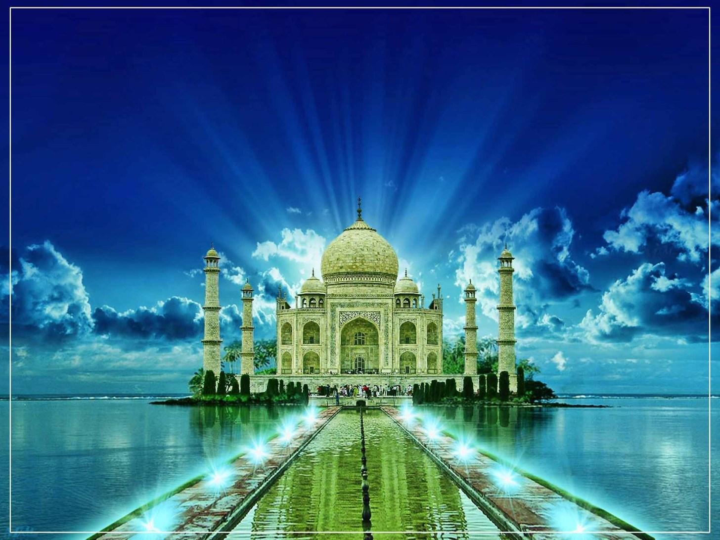 Taj Mahal - Hình mẫu tuyệt vời nhất của kiến trúc Mughal - 01