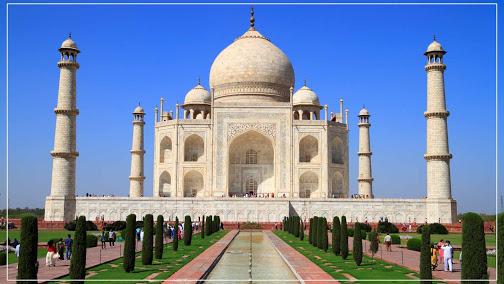 Taj Mahal - Hình mẫu tuyệt vời nhất của kiến trúc Mughal - 02