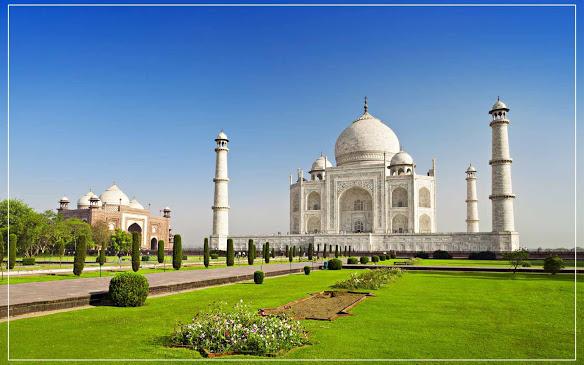 Taj Mahal - Hình mẫu tuyệt vời nhất của kiến trúc Mughal - 03