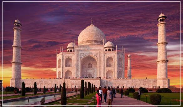 Taj Mahal - Hình mẫu tuyệt vời nhất của kiến trúc Mughal - 06