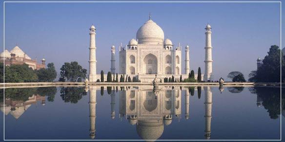Taj Mahal - Hình mẫu tuyệt vời nhất của kiến trúc Mughal - 07