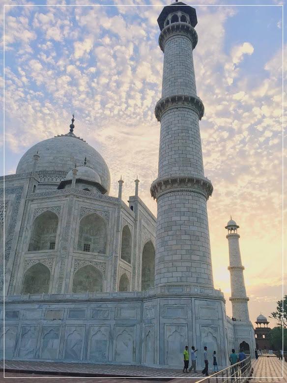 Taj Mahal - Hình mẫu tuyệt vời nhất của kiến trúc Mughal - 08