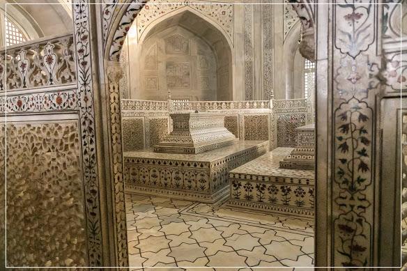Taj Mahal - Hình mẫu tuyệt vời nhất của kiến trúc Mughal - 09