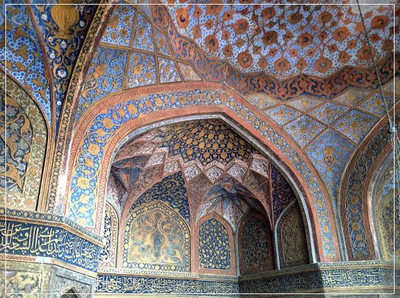 Taj Mahal - Hình mẫu tuyệt vời nhất của kiến trúc Mughal - 11