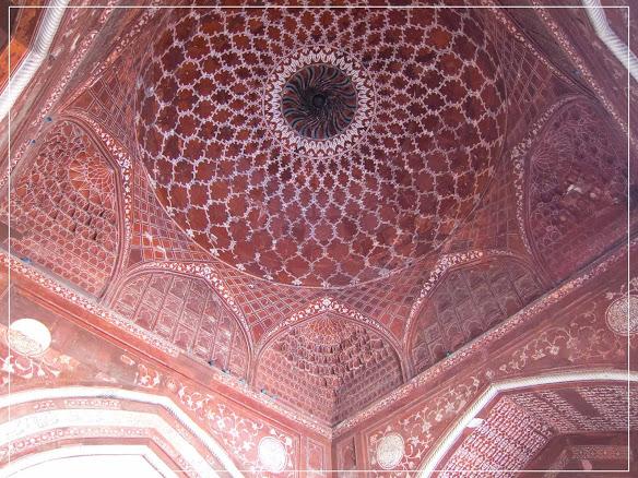 Taj Mahal - Hình mẫu tuyệt vời nhất của kiến trúc Mughal - 12