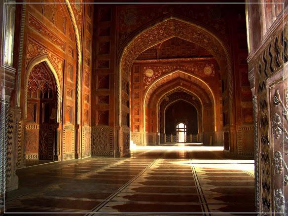 Taj Mahal - Hình mẫu tuyệt vời nhất của kiến trúc Mughal - 13
