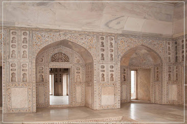 Taj Mahal - Hình mẫu tuyệt vời nhất của kiến trúc Mughal - 14