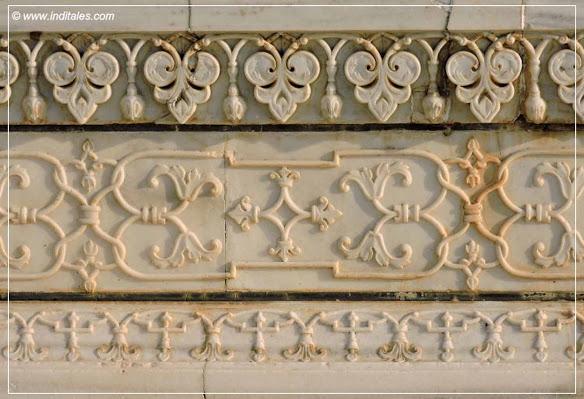 Taj Mahal - Hình mẫu tuyệt vời nhất của kiến trúc Mughal - 17