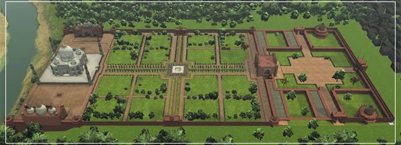 Taj Mahal - Hình mẫu tuyệt vời nhất của kiến trúc Mughal - 20