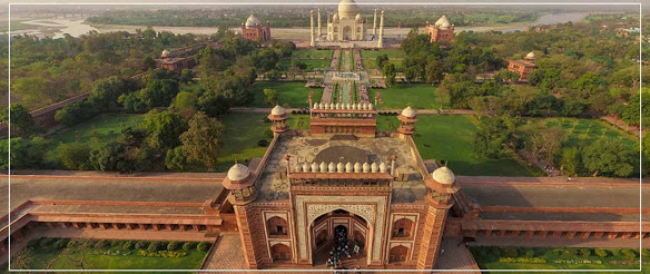 Taj Mahal - Hình mẫu tuyệt vời nhất của kiến trúc Mughal - 23