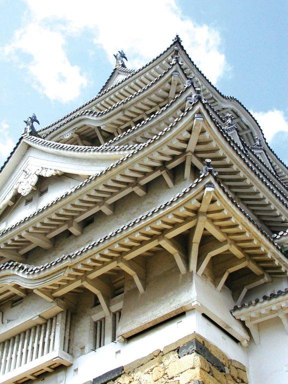 Kiến trúc của lâu đài Himeji ở Nhật Bản - 11