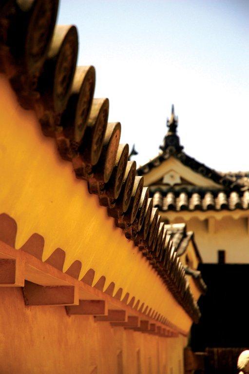 Kiến trúc của lâu đài Himeji ở Nhật Bản - 13