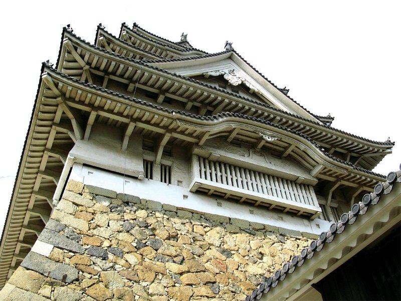 Kiến trúc của lâu đài Himeji ở Nhật Bản - 16