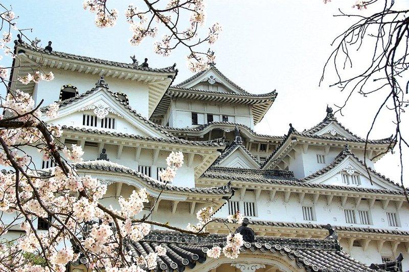 Kiến trúc của lâu đài Himeji ở Nhật Bản - 17