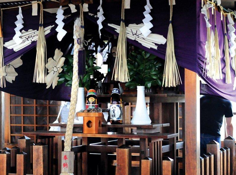 Kiến trúc của lâu đài Himeji ở Nhật Bản - 21
