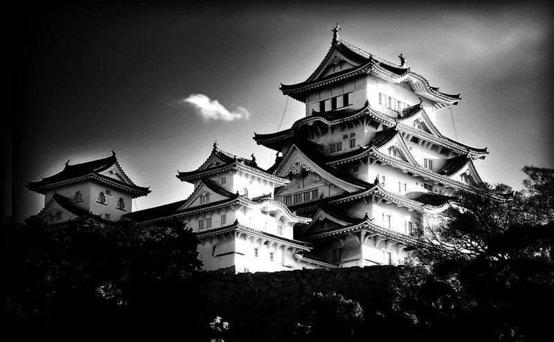 Kiến trúc của lâu đài Himeji ở Nhật Bản - 22