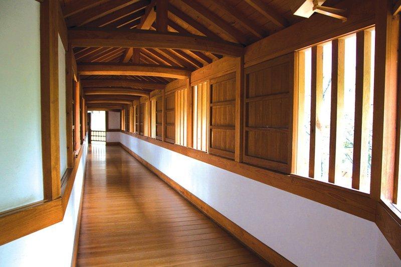 Kiến trúc của lâu đài Himeji ở Nhật Bản - 18