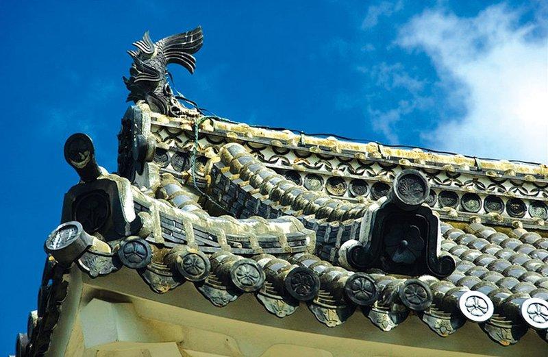 Kiến trúc của lâu đài Himeji ở Nhật Bản - 19