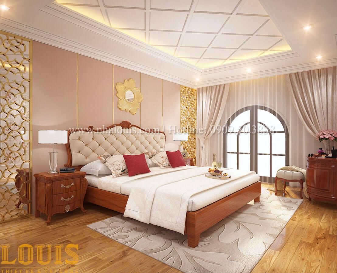 Phòng ngủ master Thích thú bước vào biệt thự sân vườn đẹp xanh mát tại Tân Bình - 28