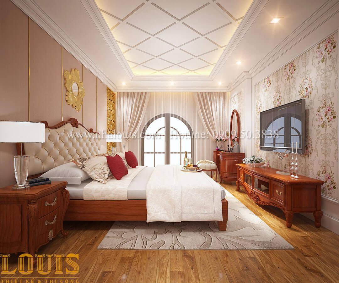 Phòng ngủ master Thích thú bước vào biệt thự sân vườn đẹp xanh mát tại Tân Bình - 29